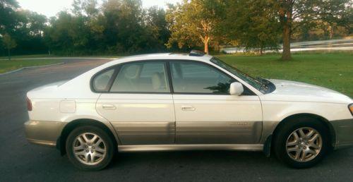 Subaru : Legacy L Sedan 4-Door 2001 subaru legacy outback limited 4 door 2.5 l