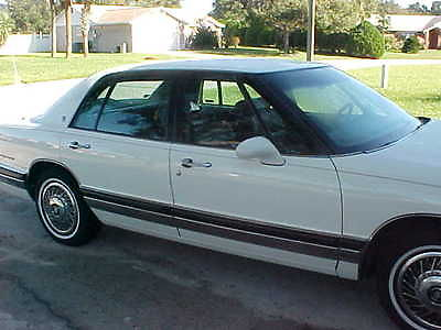 Buick : Park Avenue Base Sedan 4-Door 1992 buick park ave car is a collectable in great cond with 125 746 orignal mi