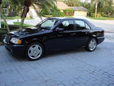 Mercedes-Benz : C-Class AMG 1999 mercedes benz c 43 amg