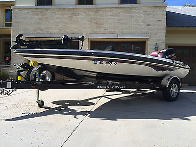 2013 Ranger Z117 Comanche Bass Boat w/ Lowrance HDS8 Structure Scan- LOW HOURS!