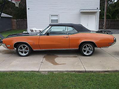 Buick : Skylark GS Buick Skylark GS Tribute Convertible GS-350 100% Restoration BEAUTIFUL, 1