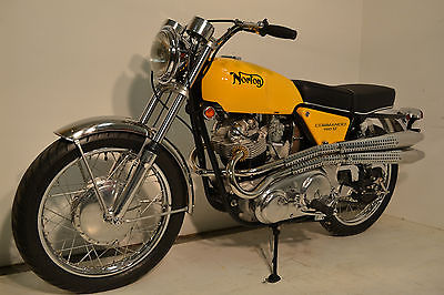 Norton : Commando 1969 norton commando s type stunning restoration like new