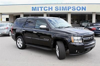 2007 chevrolet tahoe 4x4 cars for sale for Mitch simpson motors cleveland ga