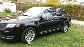 Lincoln : MKT LINCOLN LINCOLN MKT 2014