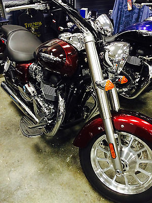 Triumph : Other 2014 triumph america two tone free 7 year warranty and free maintenance