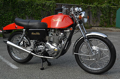 Norton : Commando 1971 norton commando fastback stunning restoration like new