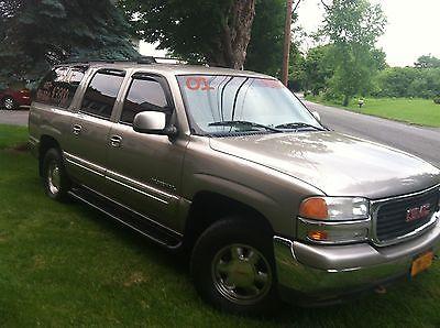 GMC : Yukon XL 2001 gmc yukon slt sport utility 4 door 5.3 l
