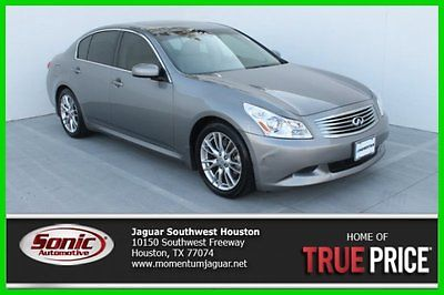 Infiniti : G35 Sport 2008 infinity g 35 s 75 k miles navigation rear camera heated seats 1 owner