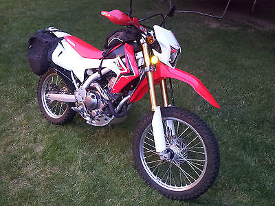 Honda : CRF 2013 Honda Crf 250 L Motorcycle Dual Sport Like New Thousands  In Mods