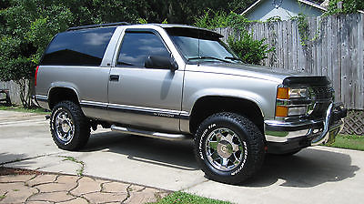 1999 chevy tahoe 4x4 cars for sale. Black Bedroom Furniture Sets. Home Design Ideas