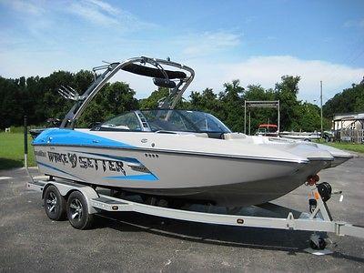 Malibu Wakesetter Mxz 20 boats for sale