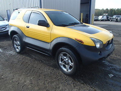 Isuzu : VehiCROSS Base Sport Utility 2-Door 2000 isuzu vehicross rare proton yellow edition