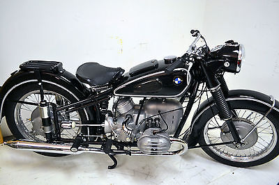 BMW : R-Series 1954 bmw r 51 3 fine running lovingly restored example