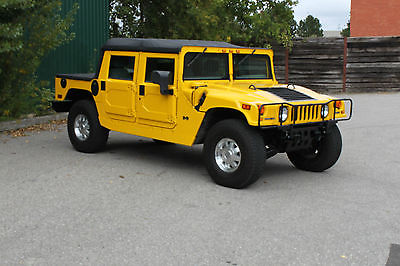 Hummer : H1 H1 2001 hummer h 1 immaculate