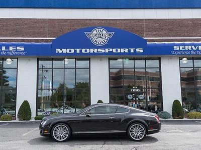 Bentley : Continental GT SPEED 2008 bentley continental gt speed coupe 2 door 6.0 l