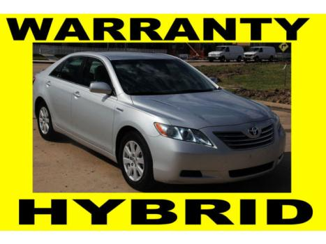 Toyota : Camry HYBRID 2007 toyota camry hybrid clean tx title rust free warranty