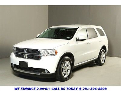 Dodge : Durango SXT CLEAN CARFAX 33K LOW MILES WARRANTY 18
