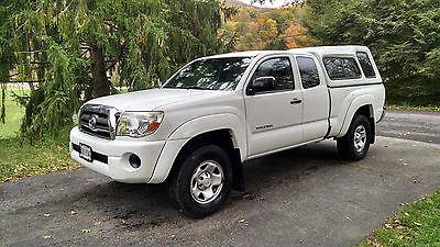 Toyota : Tacoma SR5 2009 toyota tacoma 4 x 4 4 cyl sr 5