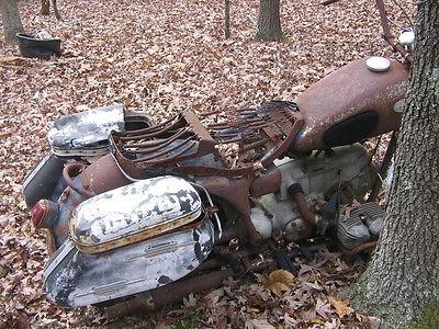 Other Makes 1955 german dunzap motor bike