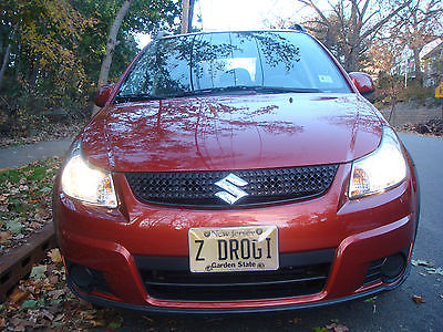 Suzuki : SX4 Technology 2010 suzuki sx 4 base hatchback 4 door 2.0 l