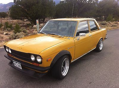 Datsun : Other Coupe 1971 datsun 510 x 2 supercharger kit