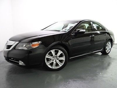 Acura : RL Tech Pkg AWD Navigation Sunroof We Finance 2009 acura tech pkg awd navigation sunroof we finance