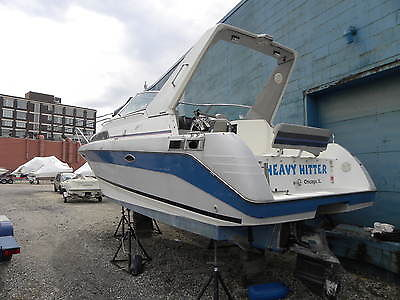 1989 BAYLINER 2755 REPO,TRAILER OR DELIVERY POSSABLE!!!! AFTER AUCTION PRICE!