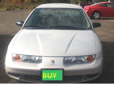 Saturn : S-Series SUPBERB & RELIABLE!  ONLY 74,000 MILES! 2000 saturn sl 2 74 k low miles reliable gas saver clean car elderly owner