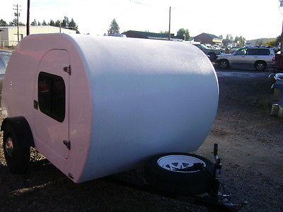 2012 Nest Egg tear drop camper $5500.00