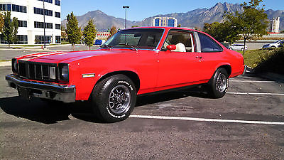 Oldsmobile : Other Omega 2-Door Coupe S-X Package Awesome 1978 Oldsmobile Omega Muscle Car - NO RESERVE