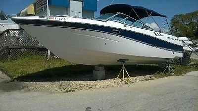 2002 Four Winns 280 Horizon w/Volvo Penta 8.1L Bravo III Duo Prop (60 Hours)