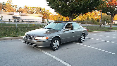 Toyota : Camry Toyota Camry 2000 toyota camry no reserve very clean new tires v 6 5 speed toyota corolla
