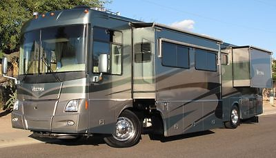 2004 WINNEBAGO VECTRA WKS40KD DIESEL PUSHER LIKE NEW 48,000 MILES $79,000 OFFER