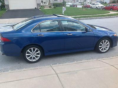 Acura : TSX Base Sedan 4-Door 2006 acura tsx sedan 4 door 2.4 l sunroof mileage 74 900 good running condition