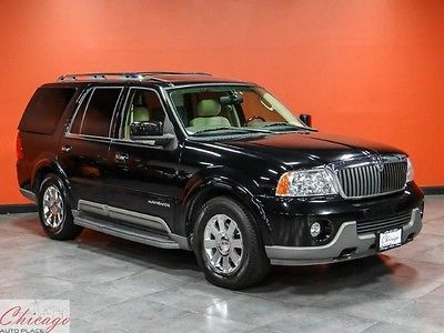 2004 lincoln navigator luxury cars for sale. Black Bedroom Furniture Sets. Home Design Ideas