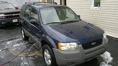 Ford : Escape XLS 2002 ford escape xls automatic suv amazing condition