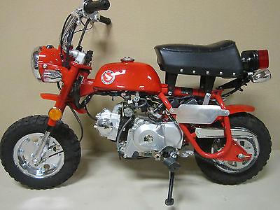 Honda : CT HONDA MINI TRAIL, 91 MILES! NEAR NEW! MINI BIKE MOTORCYCLE CT70 Z50 MONKEY