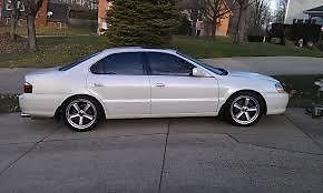 Acura : TL 4 door sedan Perfect condition with only 104,400 miles on it!