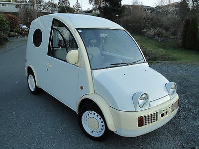 Nissan : Other Pao Figaro S-Cargo scargo escargot 2cv Nissan S-Cargo, 1990 Pike Factory Unique & Special 4 Seater, All Work Done,