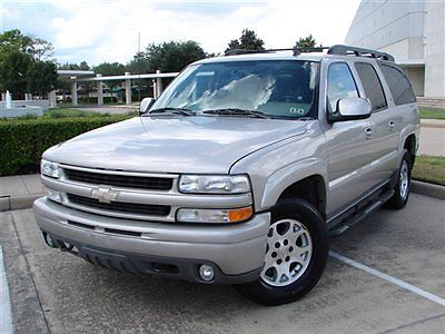 Chevrolet : Suburban 4dr 1500 4WD Z71 Z71 4X4,DVD,AM/FM,CD,HEATED SEATS,3RD ROW SEATS,ONE-OWNER!!