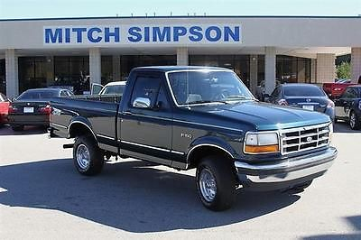 1995 ford f150 xlt 4x4 cars for sale for Mitch simpson motors cleveland ga