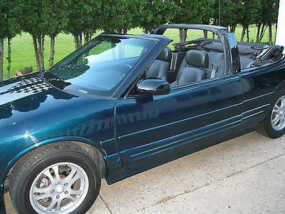 Oldsmobile : Cutlass BLACK CONVERTIBLE TOP with BOOT 1995 oldsmobile cutlass supreme convertible