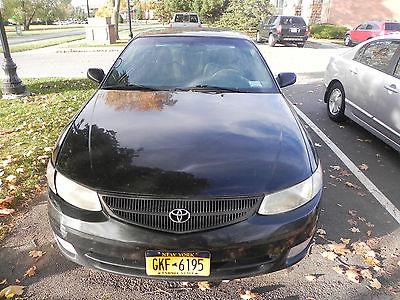 Toyota : Solara SLE 1999 toyota solara sle 144 k miles clean title good condition good tires