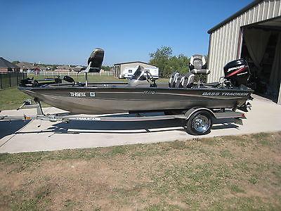 Tracker Pro Team 175 60hp Mercury Boats for sale