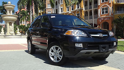 Acura : MDX TOURING 2006 acura mdx touring sport utility 4 door 3.5 l excellent condition navigation