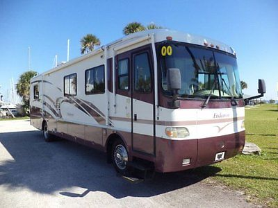 Very Nice 2000 Holiday Rambler Endevour Diesel Class A! Loaded!