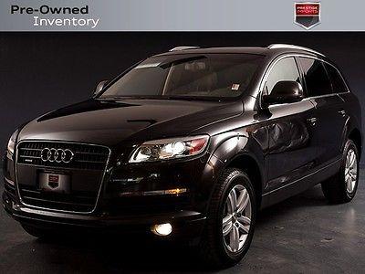 Audi : Q7 2009 audi q 7