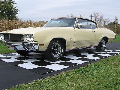 "Buick : Skylark ""GS"" Grand Sport 1970 buick gs survivor car a c ps pb rust free low miles, 2"
