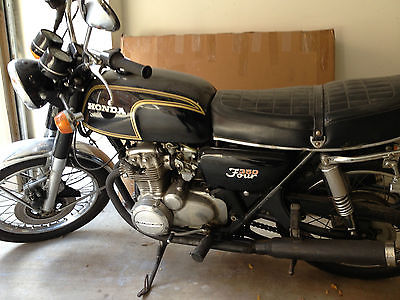 Honda : CB 1973 honda cb 350 f as is local pick up only 60616