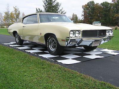 "Buick : Skylark ""GS"" Grand Sport 1970 buick gs survivor car a c ps pb rust free low miles, 1"